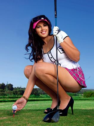 Golf Caddy chicks San Diego
