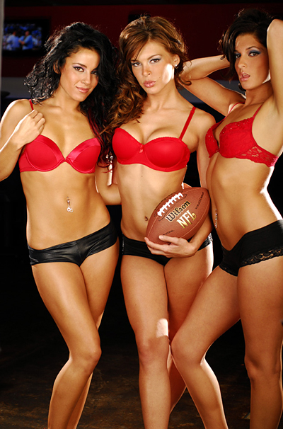 Fantasy Football Strippers San Diego